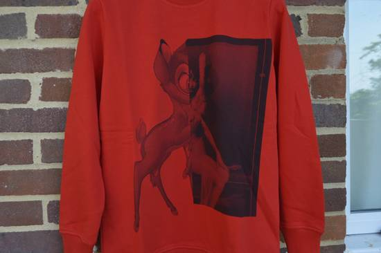 Givenchy Red Bambi Sweater Size US XS / EU 42 / 0 - 3