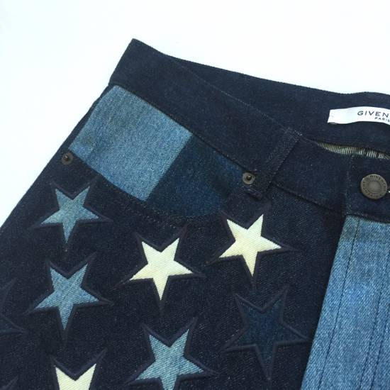 Givenchy $1.3k Stars & Stripes Denim Jeans NWT Size US 32 / EU 48 - 14