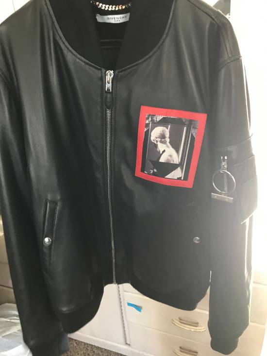 Givenchy Leather jacket givenchy Size US L / EU 52-54 / 3