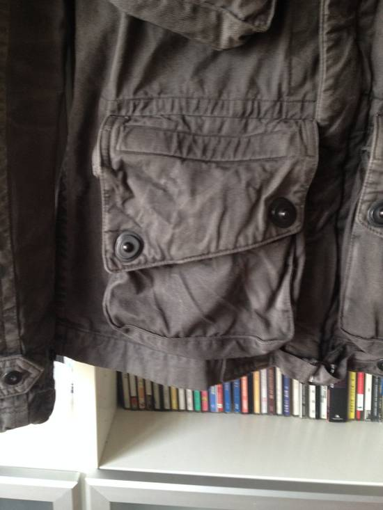 Julius WAXED 3D POCKET JACKET Size US M / EU 48-50 / 2 - 6