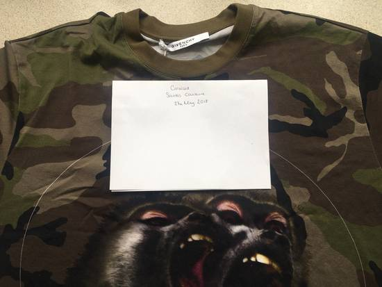 Givenchy Givenchy Monkey Brother T-Shirt Size US S / EU 44-46 / 1 - 1