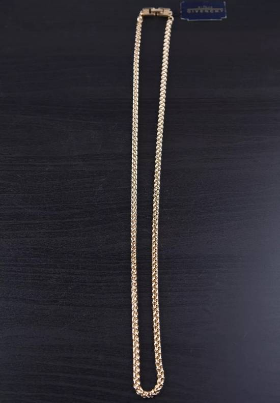 Givenchy 1994 Givenchy Bijeaux Gold Necklace Size ONE SIZE - 3