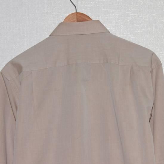 Balmain Vintage Balmain Paris Men's Longsleeve Button Shirt Beige Size M L 39 40 Cotton Size US M / EU 48-50 / 2 - 5