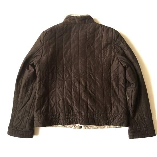 Balmain Final Drop! Balmain Quilted Silk Jacket Size US S / EU 44-46 / 1 - 4