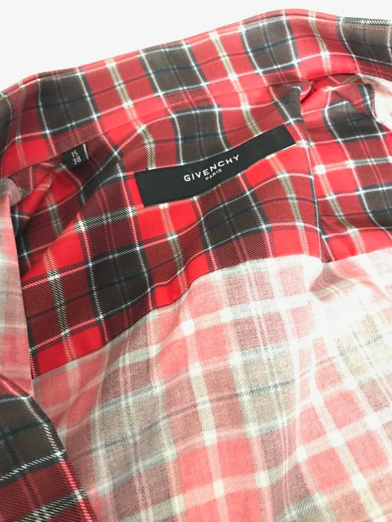 Givenchy Red Check Star shirt Size US S / EU 44-46 / 1 - 10