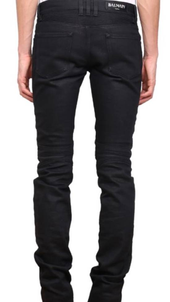 Balmain Balmain Denim Cotton Biker Jeans Size US 30 / EU 46 - 2
