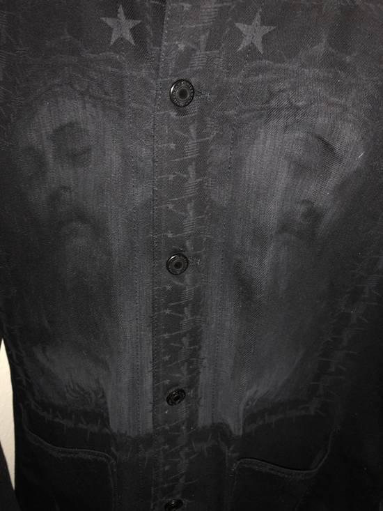Givenchy SS16 Christ Print Denim Jacket Size US S / EU 44-46 / 1 - 5