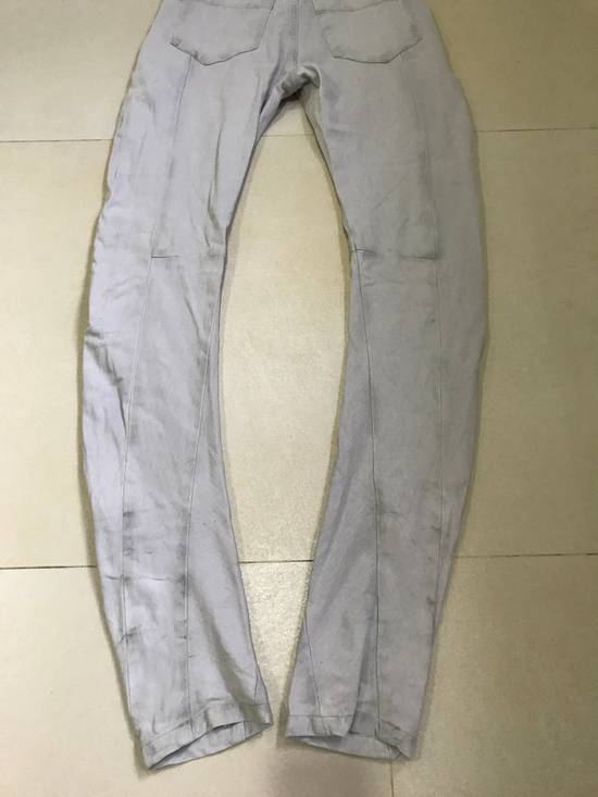 Julius SS13 curved denim jeans Size US 32 / EU 48 - 13
