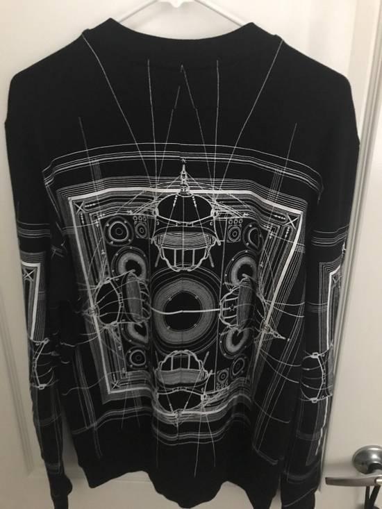 Givenchy Givenchy Snake Print Sweatshirt Size US S / EU 44-46 / 1 - 1