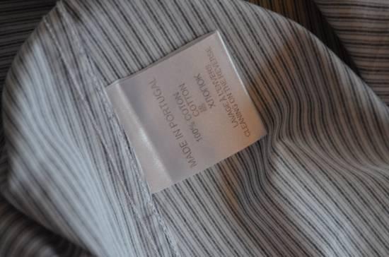 Givenchy Givenchy black and white pinstripe dress shirt Size US S / EU 44-46 / 1 - 5