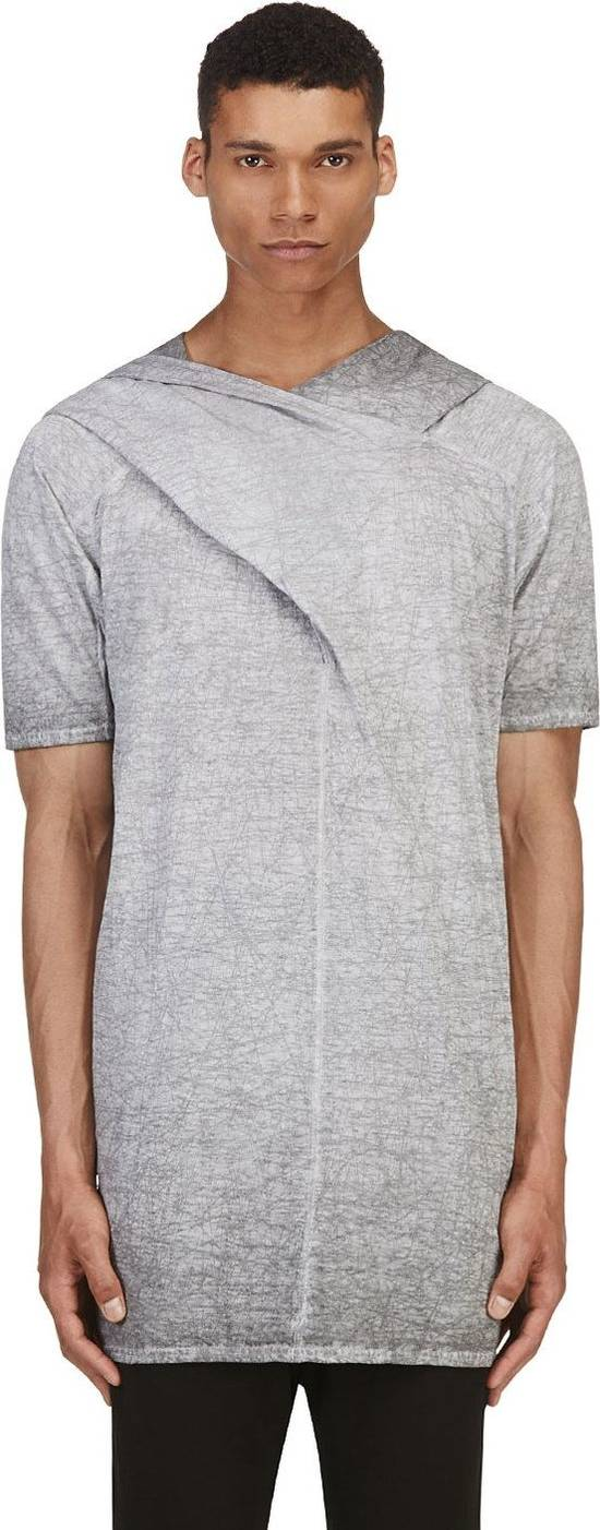 Julius Grey Scratch Hooded T-Shirt Size US L / EU 52-54 / 3
