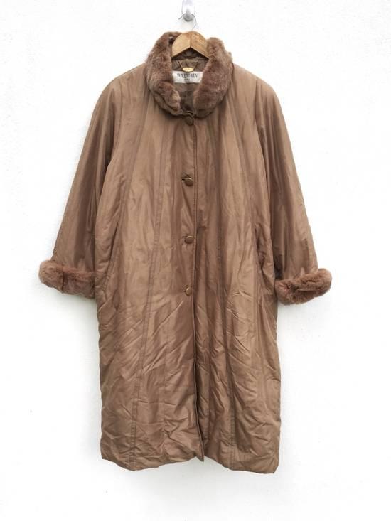 Balmain Balmain Paris Authentic Silk Fur Oversized Long Jacket Size US L / EU 52-54 / 3