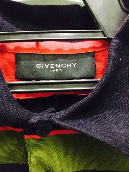 Givenchy Givenchy Paris Polo Shirt Buttons Up Size US M / EU 48-50 / 2 - 3