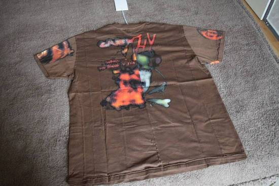 Givenchy Givenchy $1059 Authentic Distressed Print T-Shirt Columbian Fit Size S Brand New Size US S / EU 44-46 / 1 - 3