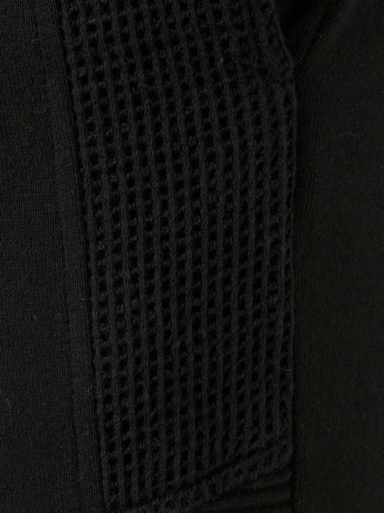 Balmain Balmain Black Biker Sweatpants Size US 30 / EU 46 - 1