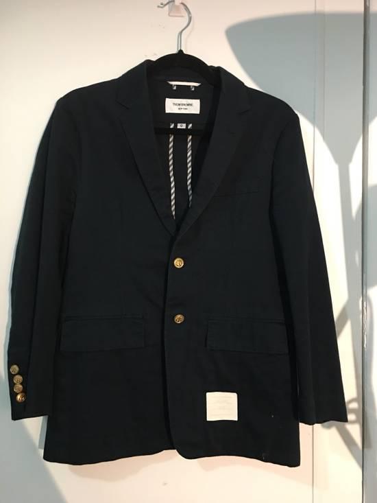 Thom Browne Thom Browne Two-button Blazer Jacket Size US XS / EU 42 / 0 - 7