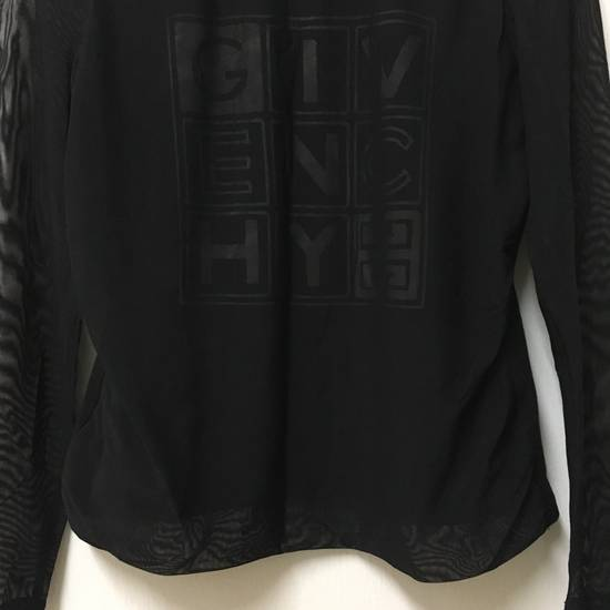 Givenchy Givenchy Long Sleeve Tee Spell Out Logo Front Size US M / EU 48-50 / 2 - 4