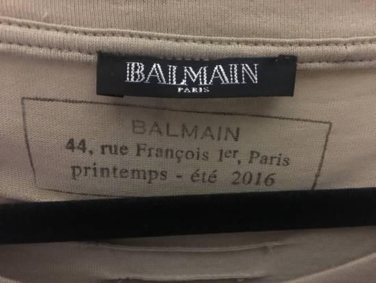 Balmain Balmain tee Size US XL / EU 56 / 4 - 1