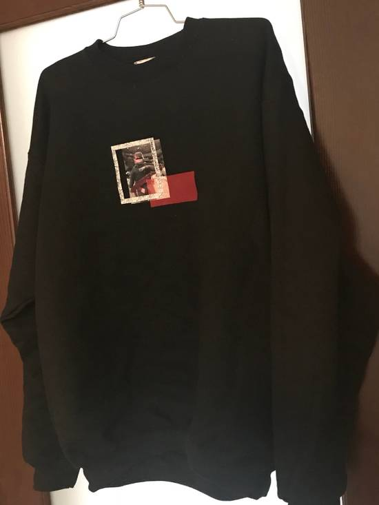Givenchy Sample S1 Visages Sweater Size US M / EU 48-50 / 2 - 1