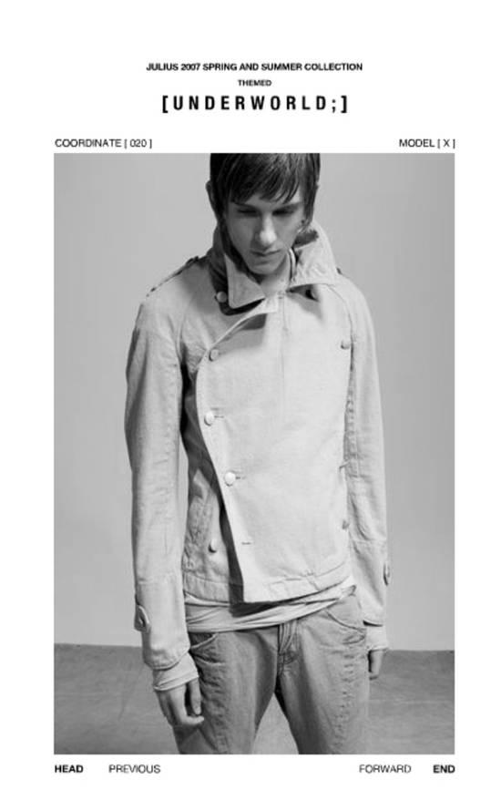 Julius Napoleon Jacket FINAL PRICE Size US S / EU 44-46 / 1 - 13