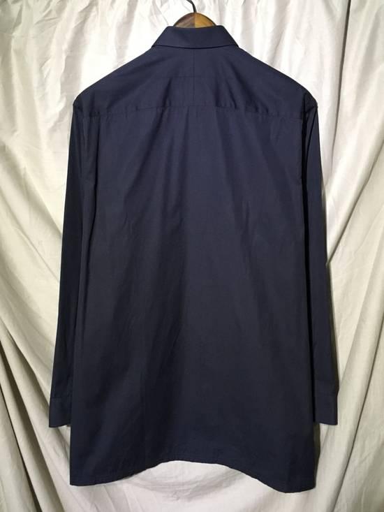 Givenchy SS13 OVERSIZED SILK LAYER SHIRT Size US XS / EU 42 / 0 - 2
