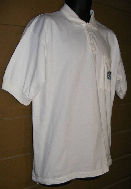 Givenchy Givenchy Activewear Polo, Vintage White, Large, Short Sleeves Size US L / EU 52-54 / 3 - 1