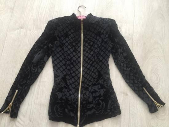 Balmain Balmain velvet black Size US XS / EU 42 / 0 - 1