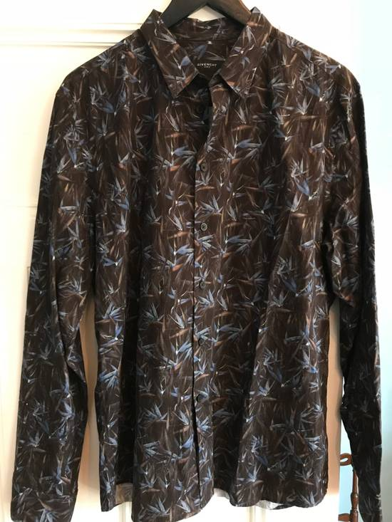 Givenchy Birds of paradise dress shirt Size US L / EU 52-54 / 3 - 2