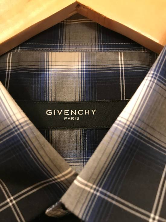 Givenchy Cross Motif Shirt Size US L / EU 52-54 / 3 - 2