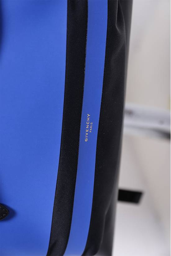 Givenchy Black and Blue Backpack Size ONE SIZE - 4