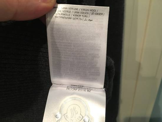 Thom Browne Gamme Bleu Wool Knitted Cardigan in Grey Size US M / EU 48-50 / 2 - 5