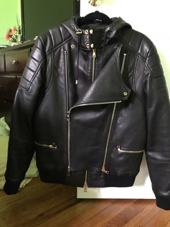 Balmain Balurt Leather Jacket Size US M / EU 48-50 / 2 - 9