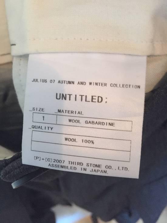 Julius Wool Paratroopers Size US 32 / EU 48 - 9