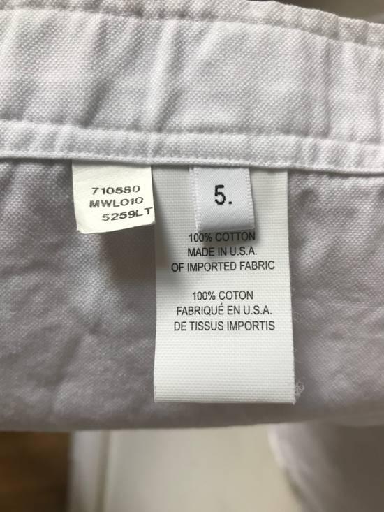 Thom Browne dense cotton shirt size 5 Size US XXL / EU 58 / 5 - 11