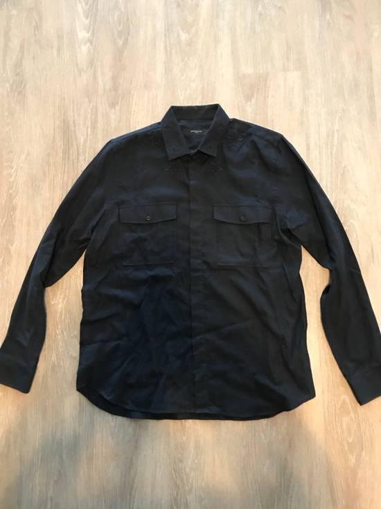 Givenchy Givenchy Star Button Up Size US L / EU 52-54 / 3 - 1