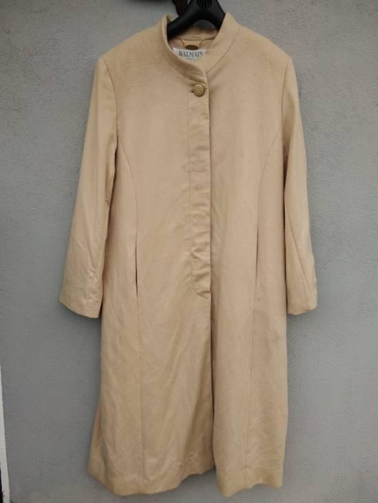 Balmain Balmain Long Coat Size US L / EU 52-54 / 3