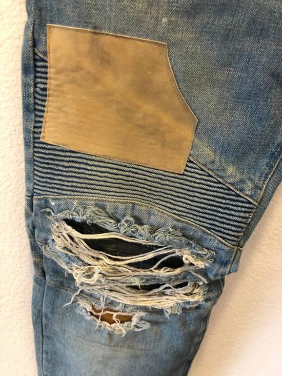 Balmain Patchwork Jeans Size US 30 / EU 46 - 5
