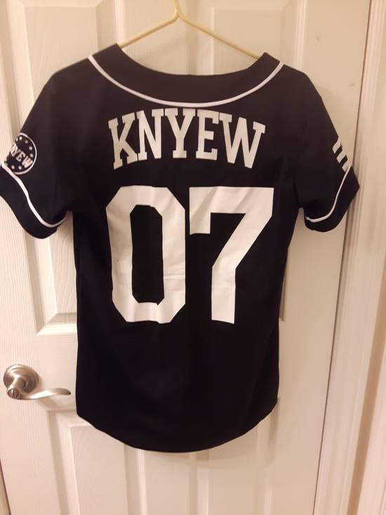 Givenchy KNYEW GIVENCHY Button Up baseball shirt Size US XL / EU 56 / 4 - 1