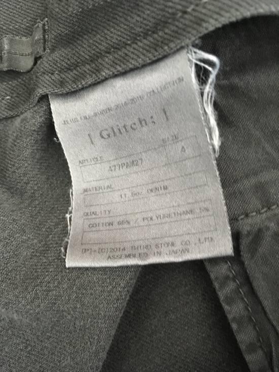 "Julius ""Glitch"" Gasmask Cargo Shorts SZ 4 Size US 36 / EU 52 - 3"