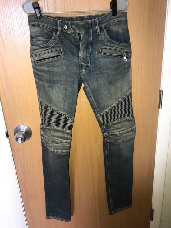 Balmain Balmain Biker Jeans Size US 28 / EU 44
