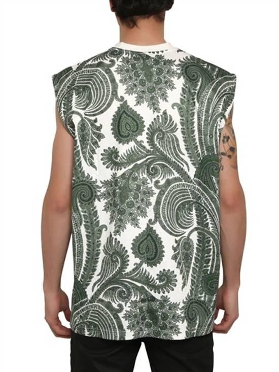 Givenchy Givenchy Paisley Oversized sleeveless T Shirt worn by Tyga Size US S / EU 44-46 / 1 - 1