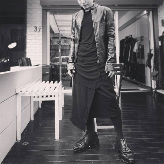 Julius Rayon Silk Twill Skirt Pants Size US 30 / EU 46