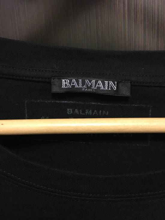 Balmain Balmain gold logo shirt Size US XL / EU 56 / 4 - 2