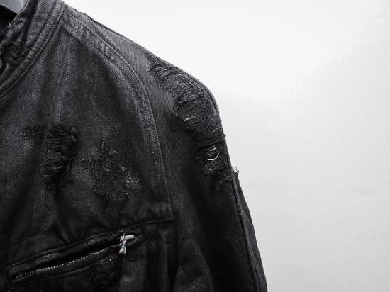 Julius NOS 09 F/W Destroyed Waxed Jacket Size US S / EU 44-46 / 1 - 2