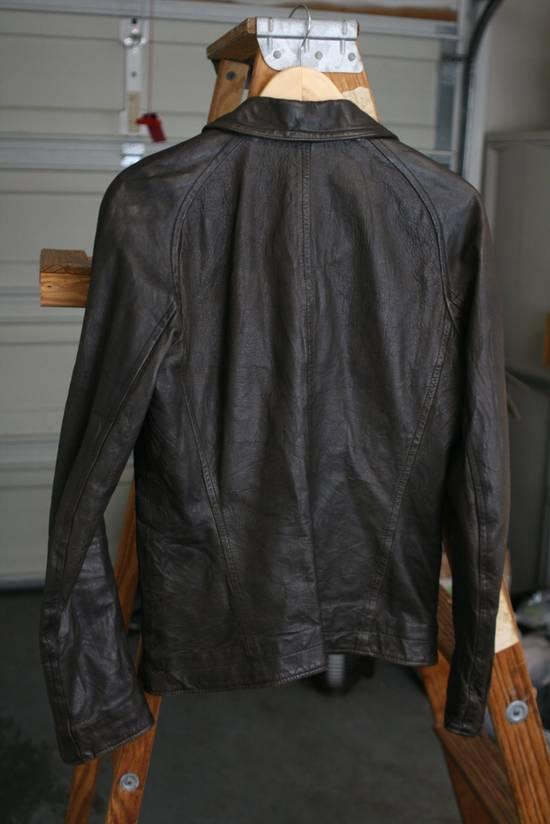 Julius LAST DROP: SS09 Lambskin Double Rider Size US M / EU 48-50 / 2 - 6