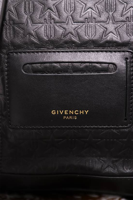 Givenchy Black Leather Backpack Size ONE SIZE - 5