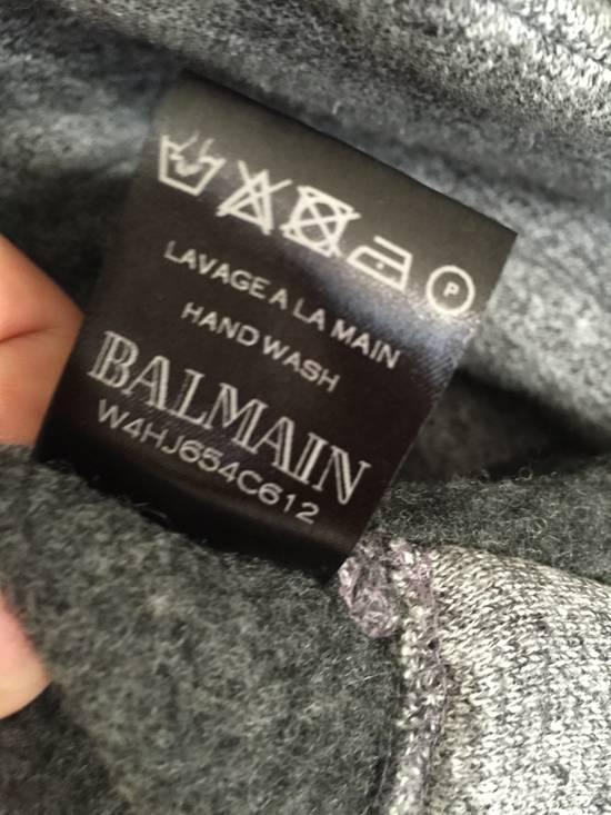 Balmain Biker Hoodie Jacket 2014 FW Size US S / EU 44-46 / 1 - 12
