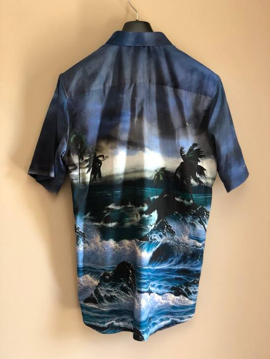 Givenchy Brand New Givenchy Short Sleeve Button Up Size US L / EU 52-54 / 3 - 1