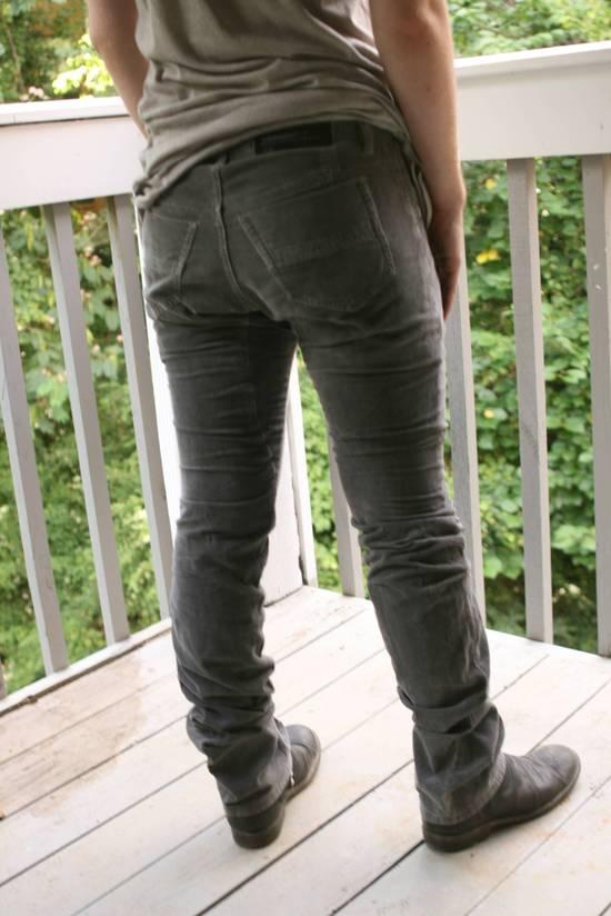 Julius FW07 Spiral Leg Corded Denim Size US 30 / EU 46 - 4