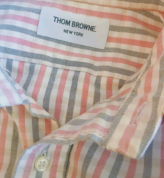 Thom Browne Thom Browne Stripe Oxford Size US M / EU 48-50 / 2 - 2